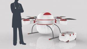 Dronestransplante